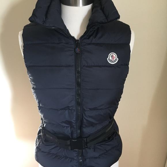 76c32a7d8fd Moncler down vest- well priced!!